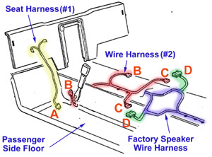 Fiero speaker holes speaker car wiring diagram cheapraybanclubmaster Image collections