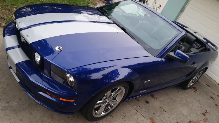 05 09 Mustang Door Repair